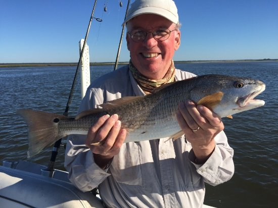 Fly fishing myrtle beach picture of myrtle beach guide for Fly fishing south carolina