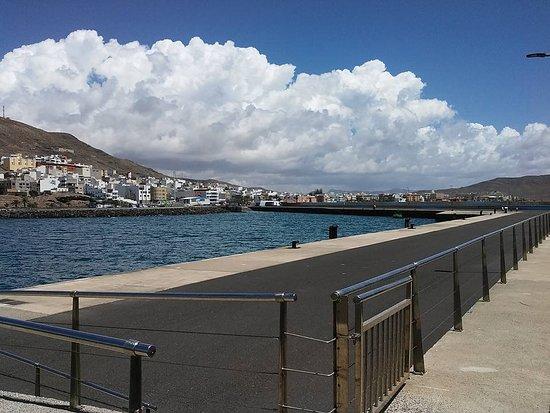 Gran Tarajal, Spain: Harbour/Marina