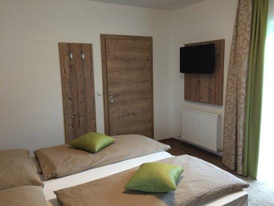 Puch, Austria: Doppelzimmer