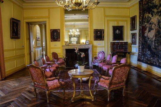 Chateau de Villandry: Intérieur 1