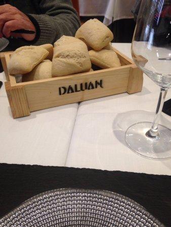 Restaurante Daluan: Bollos que no te la crees