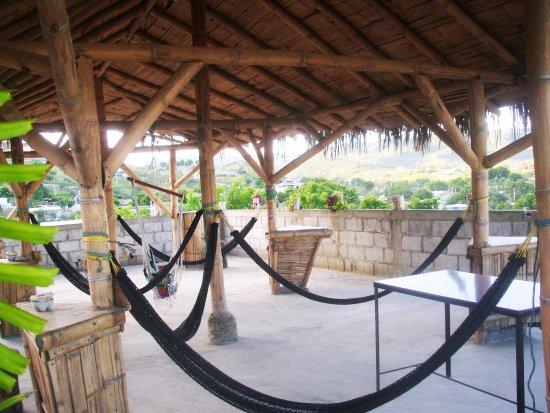 Hamacas En La Terraza Picture Of Hostal Alcazaba Puerto