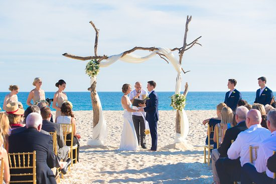Casa del Mar Golf Resort & Spa: Wedding Day at the beach