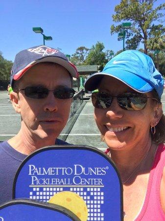 Palmetto Dunes Tennis & Pickleball Center: Team photo