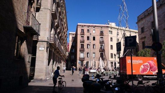 Plaza Sant Miquel