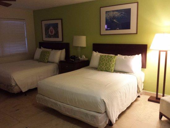 Smugglers Cove Resort and Marina: My room #5