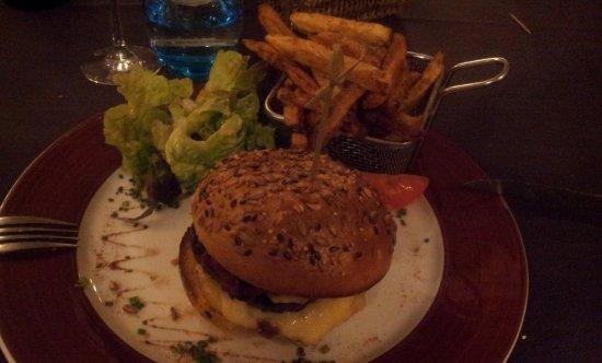 au p tit m burger raclette