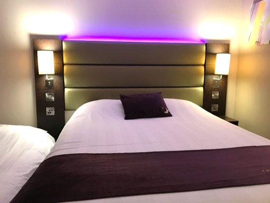 Sale, UK: Room