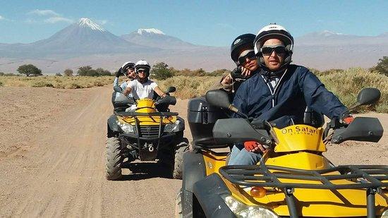 On Safari Atacama