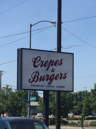 Crepes Burgers
