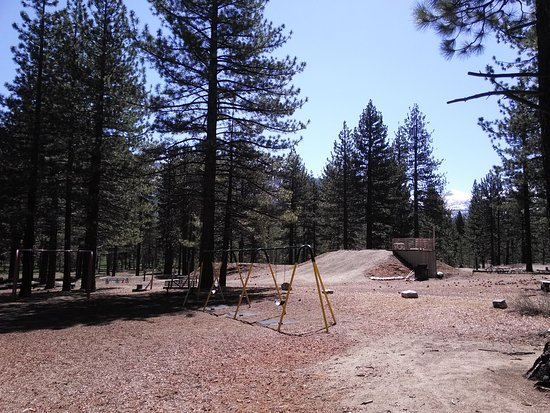 bijou community park disc golf  south lake tahoe  ca