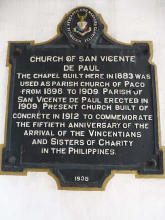 St Vincent de Paul Parish Church