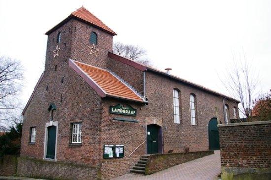 Ландграаф, Нидерланды: Theater Landgraaf is gevestigd in een 17e eeuws oud voormalig kerkje