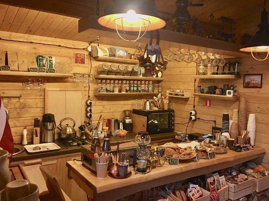 Saulkrasti, ลัตเวีย: bar