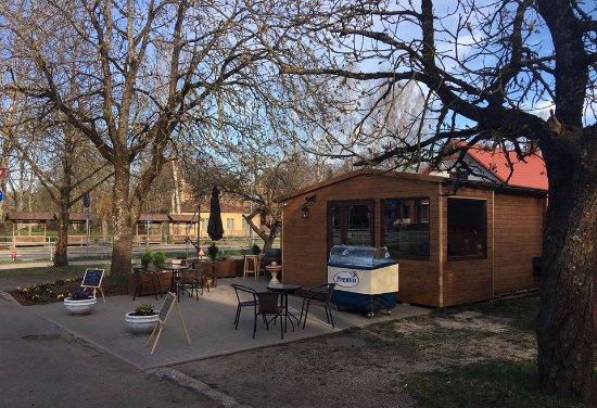 Saulkrasti, Letonia: Outside view