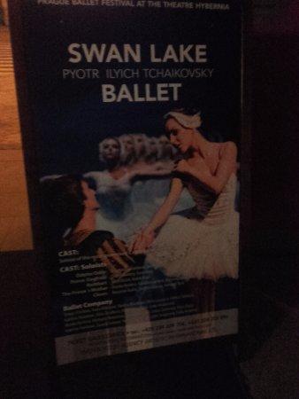 Hybernia Theatre: El lago de los cisnes