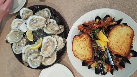 Ellenton, FL: Oysters and Mussels