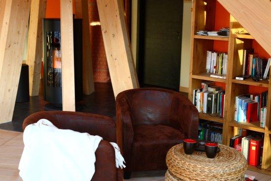 Eure, France: Espace cocooning près du poêle