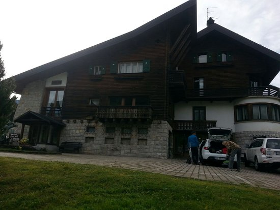 B B Villa Marinotti Pieve Di Cadore