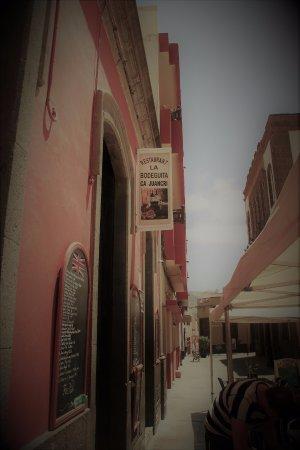 Gáldar, España: leuk straatje