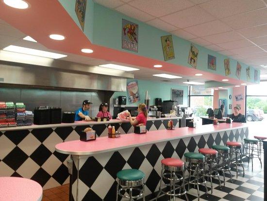 Jeffersonville, IN: Highway 55 Burgers Shakes & Fries