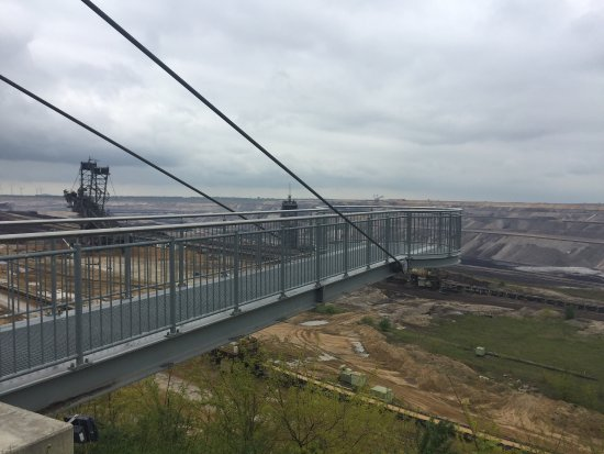 Juchen, Germany: Wahnsinns Aussicht trotz schlechten Wetters