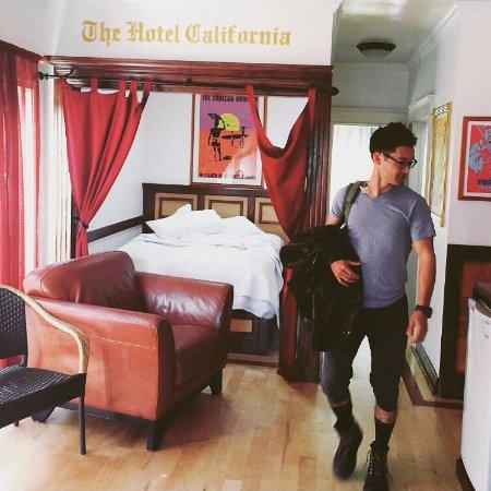 The Hotel California Bild