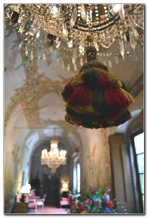 Villa Villoresi: Corridoio d'ingresso