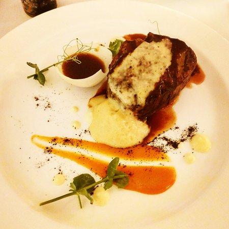 Riverside Hotel Killarney: The best steak I've had in a long time