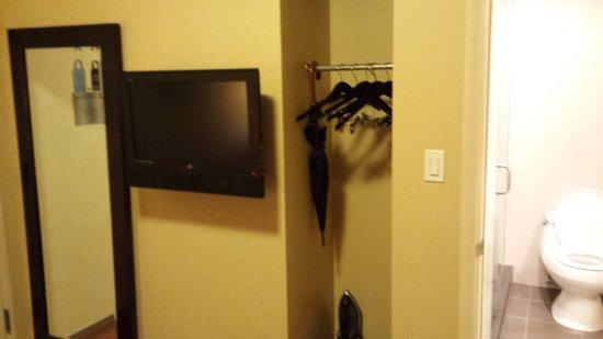 Hotel Belleclaire: Zimmer 624
