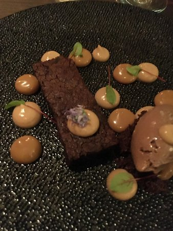 Southern Cross: Brownie chocolat