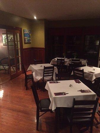 Southwest Harbor, ME: Dining room