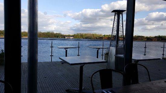 Brandesburton, UK: Great views!