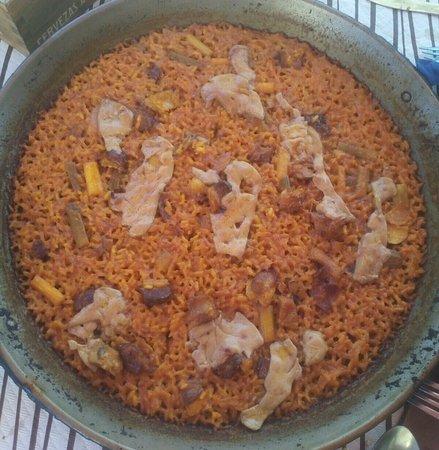 Restaurante mediterr neo valencia omd men om - Restaurante mediterraneo pinedo ...