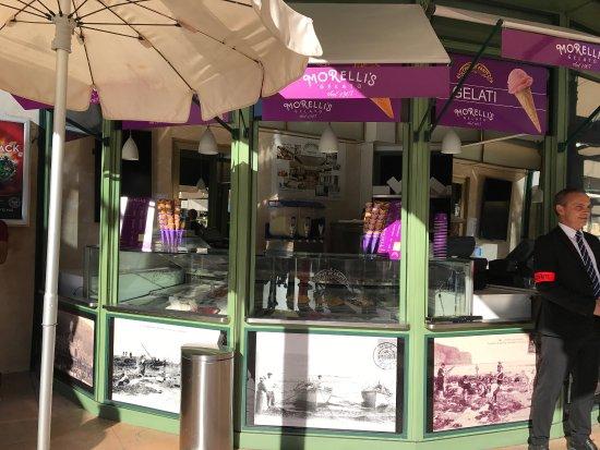 Brasserie du Cafe de Paris Monte-Carlo : Café de Paris à Monaco