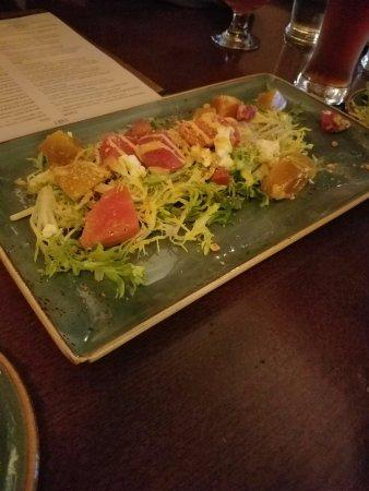 Yardley, PA: Harvest beet salad