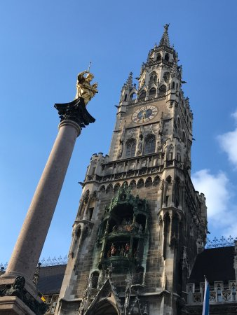 Photo of Monument / Landmark Marienplatz at Marienplatz 1, Munich 80331, Germany