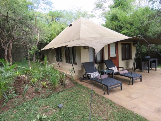 Savanna Private Game Reserve : Our suite