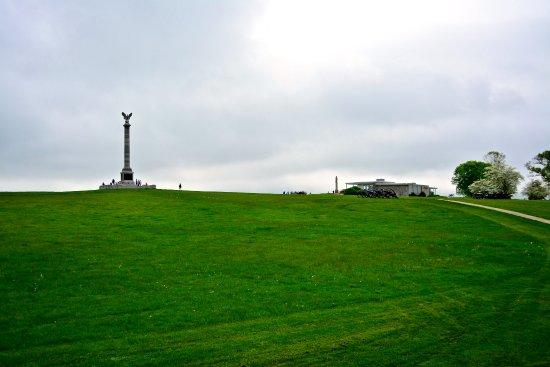 Sharpsburg, MD: Antietam Visitor Center