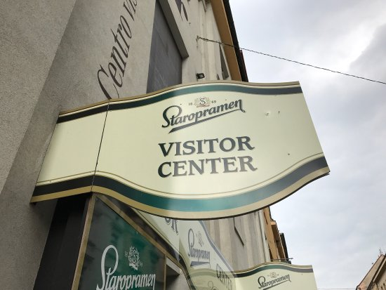 Staropramen Visitor Center: photo1.jpg