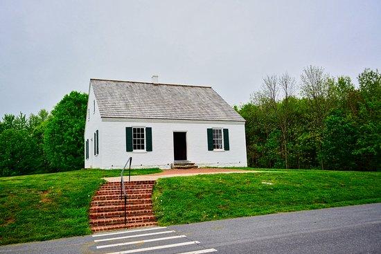 Sharpsburg, MD: Antietam - Dunker Church