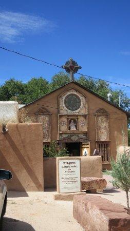 El Santuario de Chimayo : Chimayo