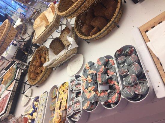 Desayuno Bild Von Eurostars Book Hotel Munchen Tripadvisor