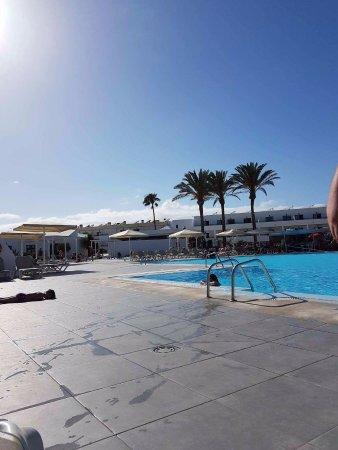 Santa Rosa: part of the pool