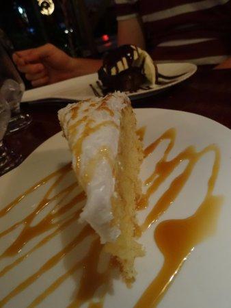Stashus con Fusion : coconut cake