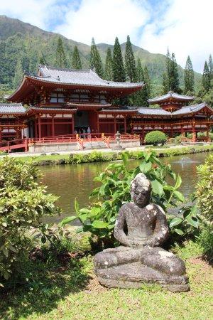 Kaneohe, HI: Byodo-In Temple