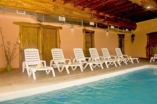 Ruca haian caba as spa rest tandil argentina for Precio piscina climatizada