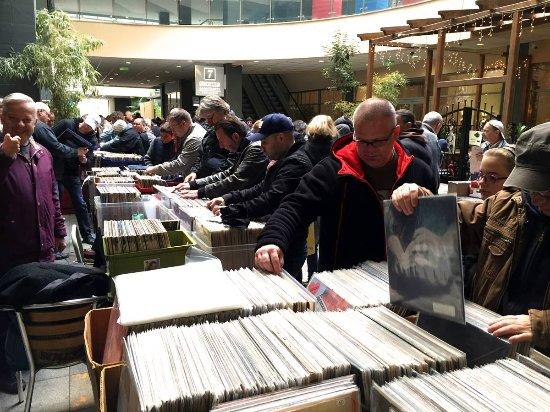 LemezPiac Budapest Record Fair