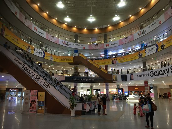 Myanmar Plaza Shopping Center