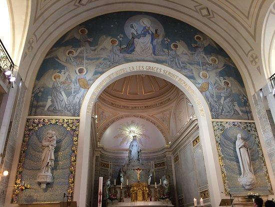 Chapelle Notre-Dame du Saint Sacrement